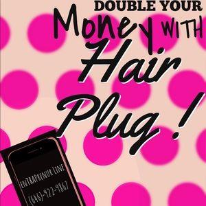 START YOUR OWN VIRGIN HAIR LINE
